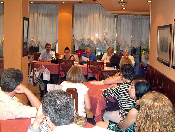 La Asociación de Salamanca se reunió en Asamblea General