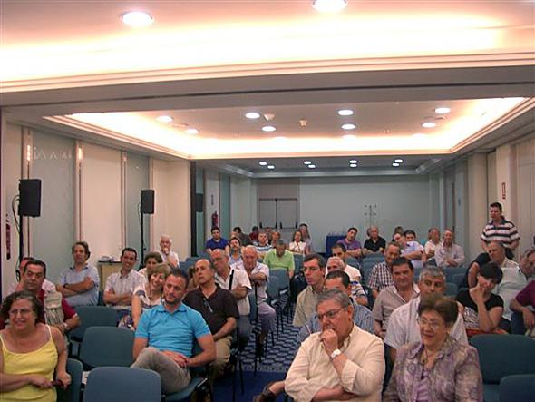 La Asociación de Sevilla, celebra su Asamblea General