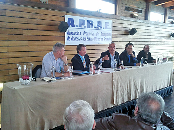 ASAMBLEA GENERAL DE LA ASOCIACIÓN DE RECEPTORES MIXTOS DE GRANADA.
