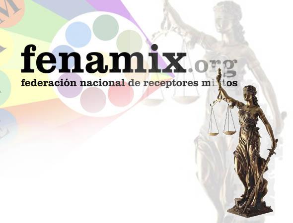 VENTA DE LA LOTERÍA NACIONAL POR TERMINAL  LA AUDIENCIA NACIONAL VUELVE A DAR  LA RAZÓN A FENAMIX