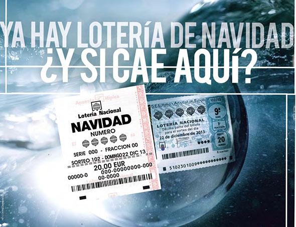LOTERIA DE NAVIDAD - NÚMEROS DISPONIBLES