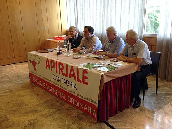 LA ASOCIACIÓN DE CANTABRIA CELEBRA SU ASAMBLEA GENERAL