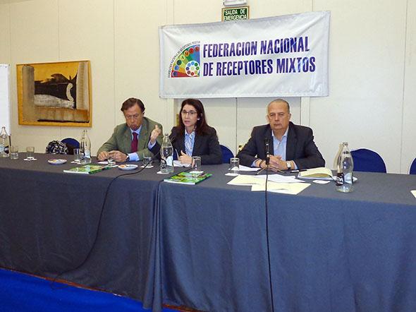 FENAMIX celebra su Asamblea General con la asistencia de la Presidenta de SELAE,  Dª INMACULADA GARCÍA