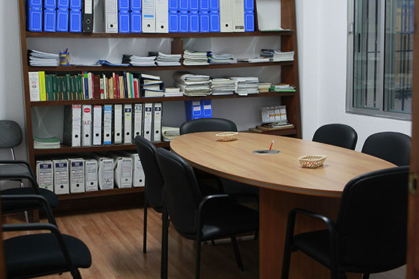 Nueva sede social de FENAMIX-GECOMIX