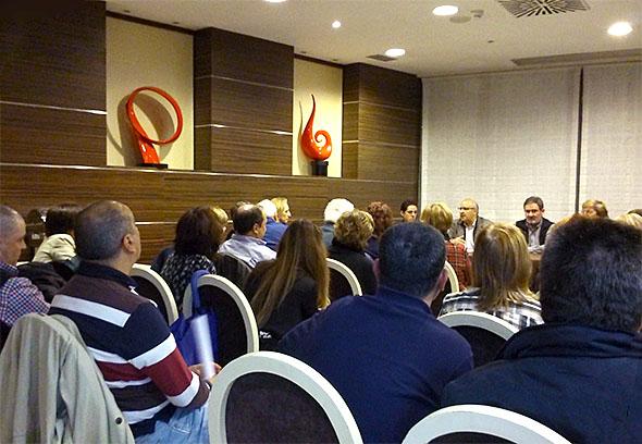 La Asociación de Salamanca celebra su Asamblea anual