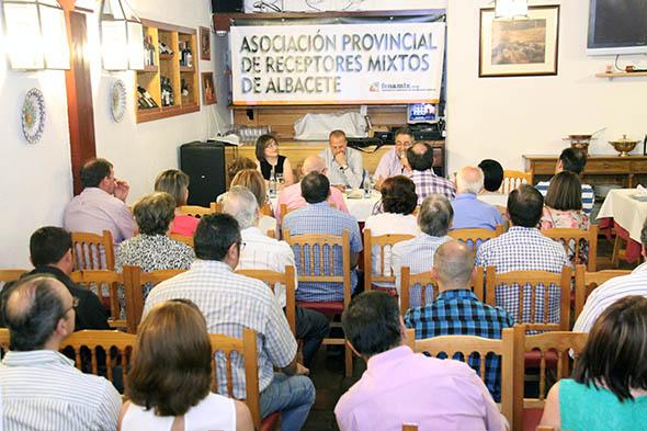 La Asociación de Albacete celebra su Asamblea General