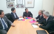 Fenamix se reúne con UPyD y PSOE ante el II Congreso Nacional