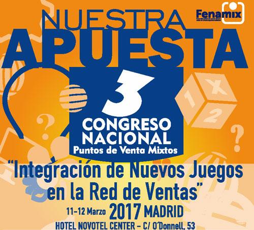 III Congreso Fenamix