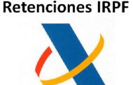 MODIFICACIÓN RETENCIONES IRPF JULIO 2015