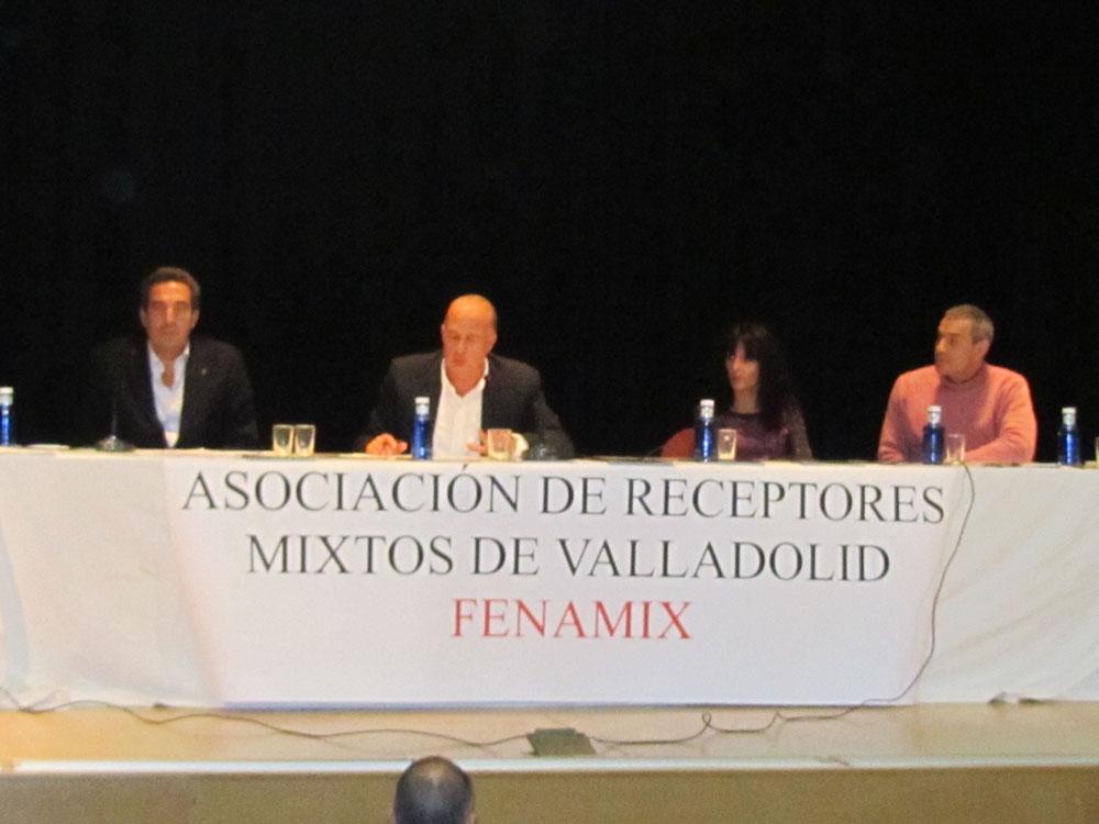 Asociación Receptores Valladolid
