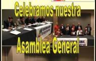 NUESTRA APUESTA Nº 56: CELEBRAMOS NUESTRA ASAMBLEA GENERAL
