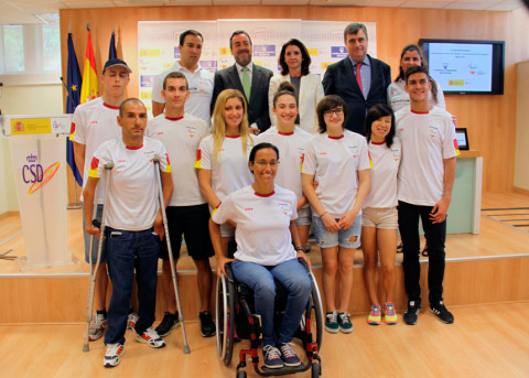 Equipo Paralímpico