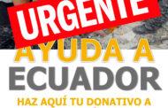 ¡INFORMACIÓN IMPORTANTE CAMPAÑA ECUADOR!