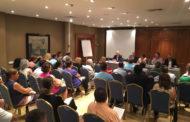 Los compañeros de la Asociación de Sevilla se reúnen en Asamblea General
