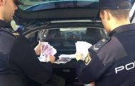 Detenida por intentar estafar con un falso décimo de Lotería premiado y tragárselo para ocultarlo
