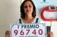 El primer premio de la Lotería Nacional deja 90.000 euros en Chipiona
