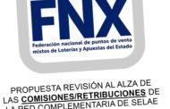 Informe subida comisiones presentado a SELAE