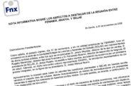 NOTA INFORMATIVA SOBRE LOS ASPECTOS A DESTACAR DE LA REUNIÓN ENTRE FENAMIX, ANAPAL Y SELAE