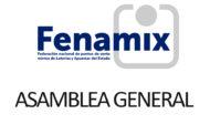 CONVOCATORIA DE ASAMBLEA GENERAL ORDINARIA DE LA FEDERACIÓN NACIONAL DE RECEPTORESMIXTOS (FENAMIX)
